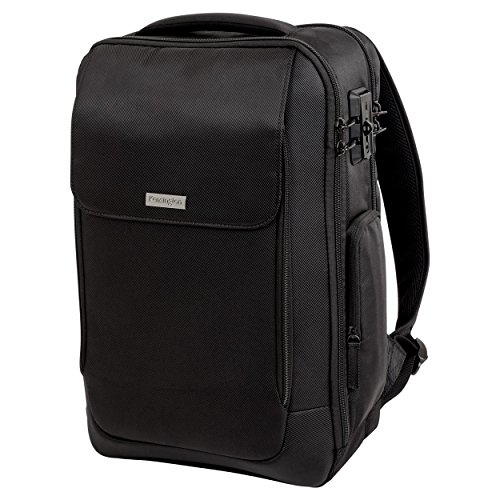 Kensington Laptoptas 15''/39.6 cm SecureTrek Laptoprugzak 15 inch. 15.6 zwart
