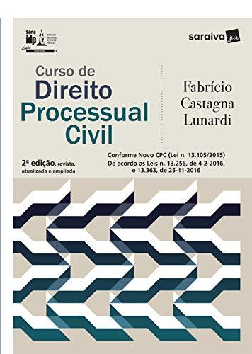 Curso de direito processual civil - 2ª edição de 2017