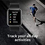 Zoom IMG-1 smartwatch per uomo donna orologio
