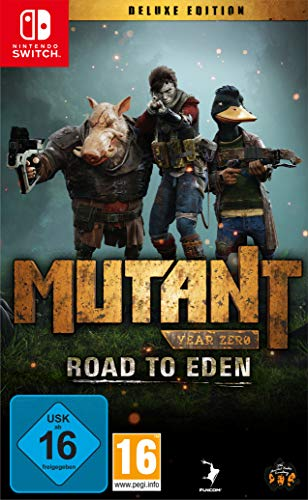 Mutant Year Zero: Road to Eden - Deluxe Edition - [Nintendo Switch]