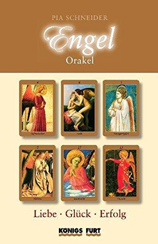 Engel Orakel: Liebe, Glück, Erfolg (Buch + Engelkarten)