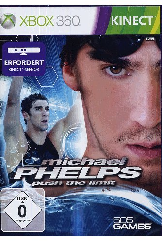 Michael Phelps - Push the Limit Kinect [Edizione: Germania]