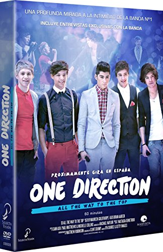 One Direction: All The Way To The Top (+ Postales) (Dvd Import) [2014]