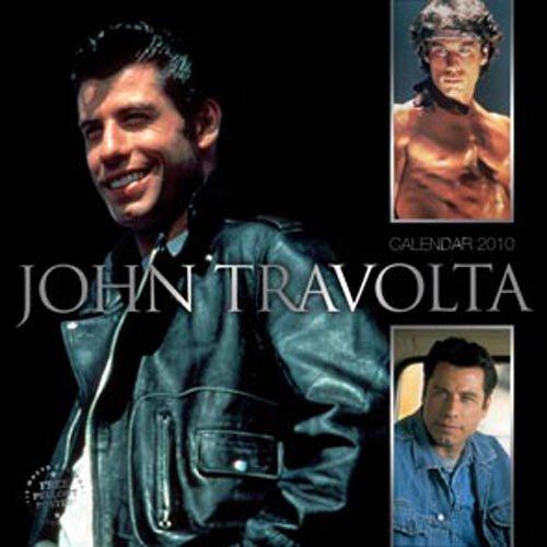 John Travolta - Kalender 2010 John Travolta (in 30 x 30 cm)