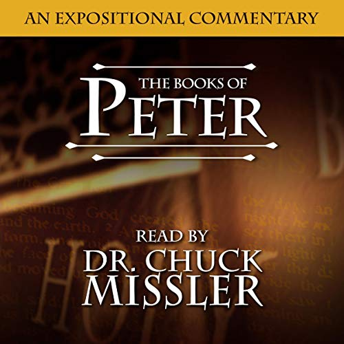 The Books of I and II Peter audiobook cover art