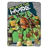 Franco Teenage Mutant Ninja Turtles Throw (46'x60')