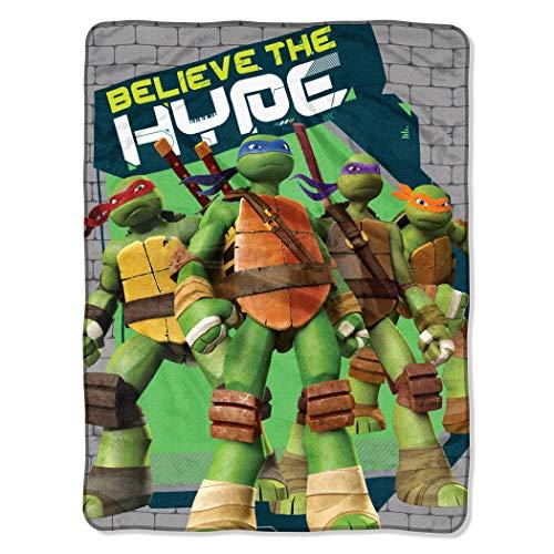 ninja turtle blanket - 4