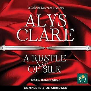 A Rustle of Silk audiobook cover art