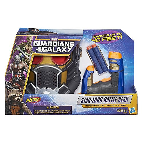 Hasbro A7901 – Marvel – Guardians of the Galaxy – Star-Lord Blaster Set [UK Import]