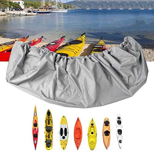 SALUTUYA No es fácil de dañar Uv50 + Funda Impermeable para Kayak de protección Resistente a Alta presión de Agua, para Kayak(2.1-2.5 Meters)