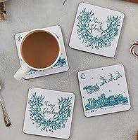 Night Before Christmas - Set of 4 Coasters