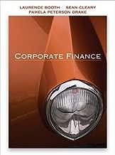 Corporate Finance 1e + WileyPLUS Registration Card