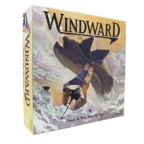 Windward Harness The Wind Master The Skies Strategy Game For 1-5 Players Ages 14+