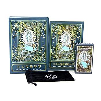 Best japanese tarot cards Reviews