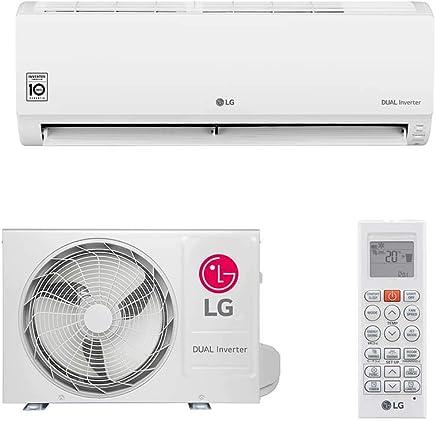 Ar Condicionado Split HW LG Dual Inverter 9.000 BTUs Quente/Frio 220V