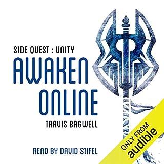 Page de couverture de Awaken Online: Unity