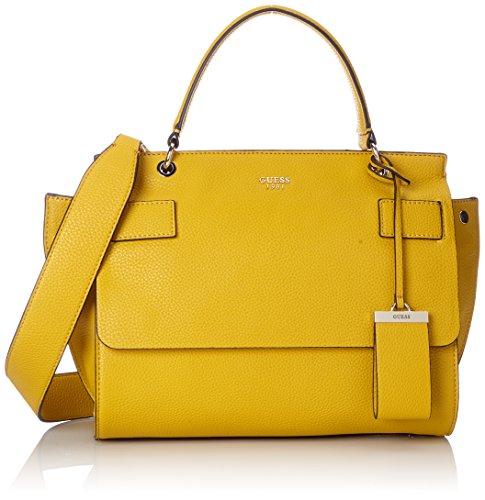Guess Bags Hobo, Bolsa de mensajero para Mujer, Naranja (Sun), 16x28x45 centimeters (W x H x L)