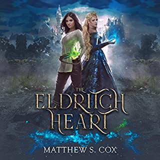 The Eldritch Heart                   Written by:                                                                                                                                 Matthew S. Cox                               Narrated by:                                                                                                                                 Elisabeth Lagelee                      Length: 16 hrs and 8 mins     Not rated yet     Overall 0.0