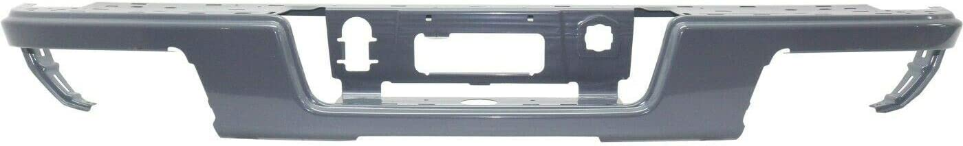 Alxiang Step Bumper Rear Face Bar High quality new Cab Compatible with P Los Angeles Mall Extended