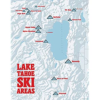 lake tahoe resorts map 3fzvucxen5iium lake tahoe resorts map
