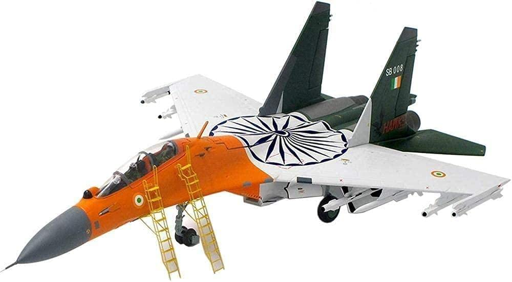N-Y Fighter Model NEW before selling ☆ Alloy Aircra Max 84% OFF Aircraft SU30MK1 Decoration