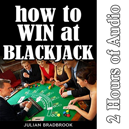 How to Win at Blackjack audiobook cover art