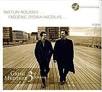 3rd Sonatas for Violin & Piano