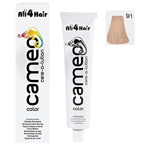 Cameo Color Haarfarbe 9/1 lichtblond asch 60 ml Cameo Color - Haarfarbe 9/1 lichtblond asch - 60 ml