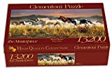 Clementoni - Puzzle 13.200 Piezas Band of Thunder (38006)