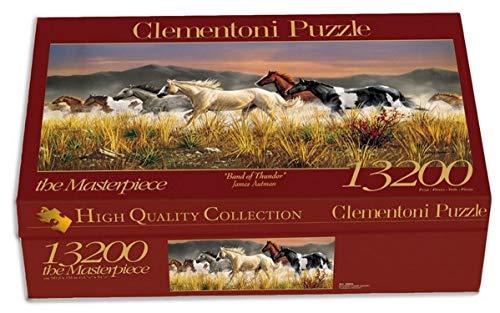 Clementoni - Puzzle 13.200 Piezas Band of Thunder (38006)