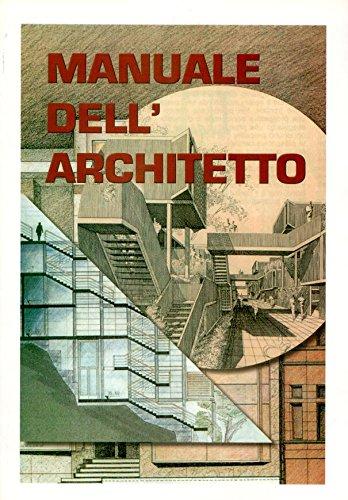 MANUALE DELL' ARCHITETTO