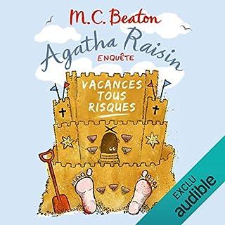 Vacances tous risques     Agatha Raisin enquête 6              De :                                                                                                                                 M. C. Beaton                               Lu par :                                                                                                                                 Françoise Carrière                      Durée : 6 h et 1 min     57 notations     Global 4,5