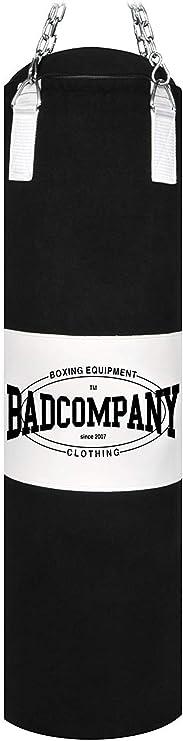 Punch Sandsack Boxhaken Kick Bag f/ür Boxtraining Fitness Sandsack ungef/üllt I 100 x 30 cm Punchings/äcke Kampfsport Punching Bag ZILINGO Boxsack Heavy Duty Vierpunkt-Stahlkette Punchings/äcke