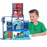 PJ Masks Juego de Control de misión HQ, Multicolor (Just Play 95256)