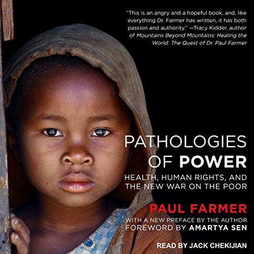 Pathologies of Power audiobook cover art