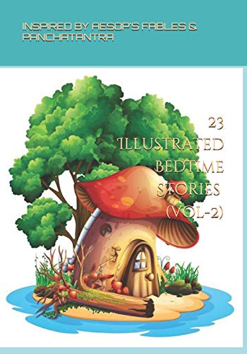 23 Illustrated BedTime Stories: Vol-2