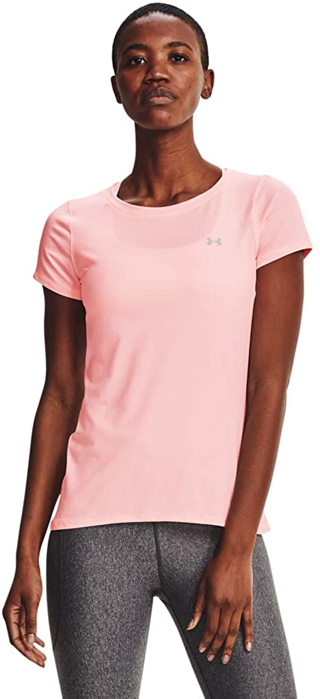 Under Armour Women's T-Shirt Short-Sleeve El Paso OFFicial site Mall HeatGear