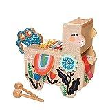 Manhattan Toy - Strumento in Legno per Bambini con Maraca