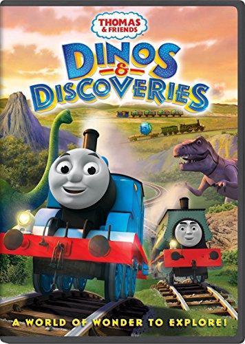 Thomas & Friends: Dinos & Discoveries [DVD]