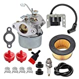 Best Toro Tillers - Hayskill 632230 632272 Carburetor for Tecumseh 5 HP Review