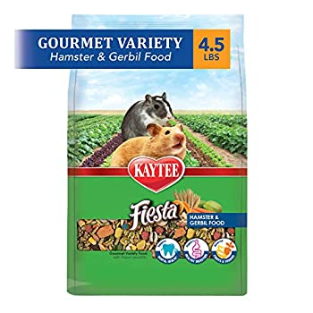 Kaytee Fiesta Hamster And Gerbil Food 4.5-Lb Bag