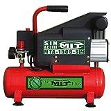 Compresor de aire MITO -1506-S. Sin aceite. 1,5HP 6 litros