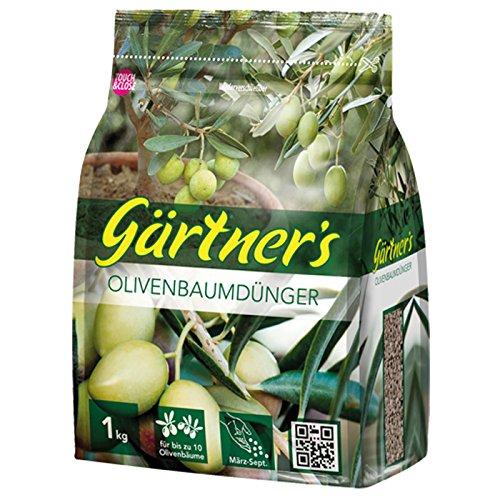 Gärtners BALDUR-Garten Olivenbaumdünger,1 kg