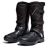 Kore Adventure Motorcycle Boots (8 US, Black)