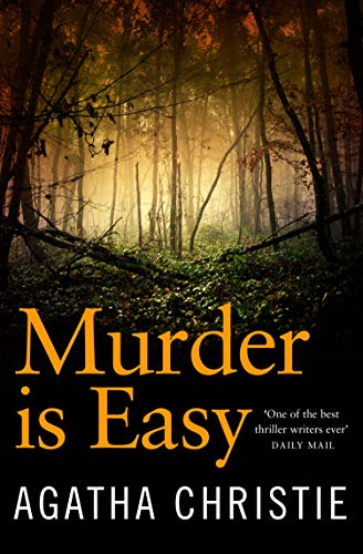 Murder Is Easy (Agatha Christie Collection) (English Edition)