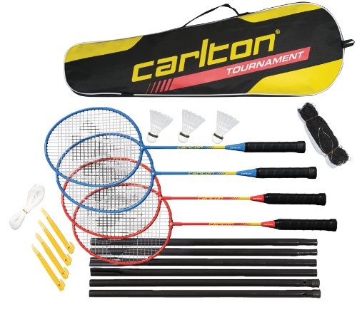 Dunlop Set Carlton Tournament, Rot-Blau, One size