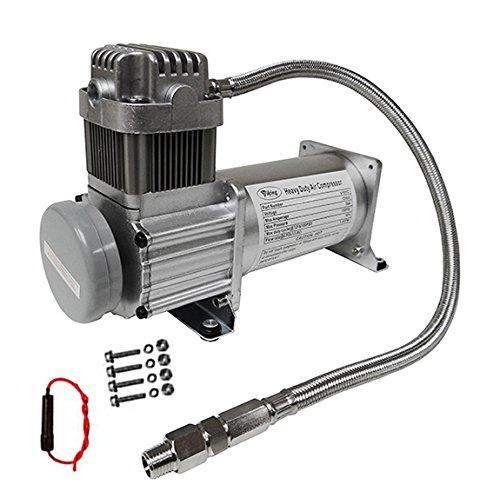 Viking Horns V101C Heavy-Duty 150 PSI Air Compressor for Train Horns
