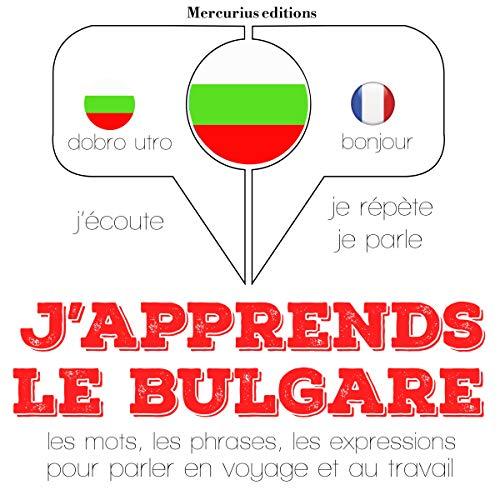 Couverture de J'apprends le bulgare