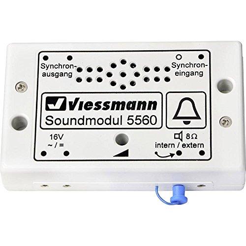 """Viessmann 5560\"""" Soundmodul Kirchenglocken Fahrzeug"""