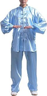 comprar comparacion ShiFan Tradicional Ropa De Tai Chi Artes Marciales Chándales Kung Fu Traje Unisex